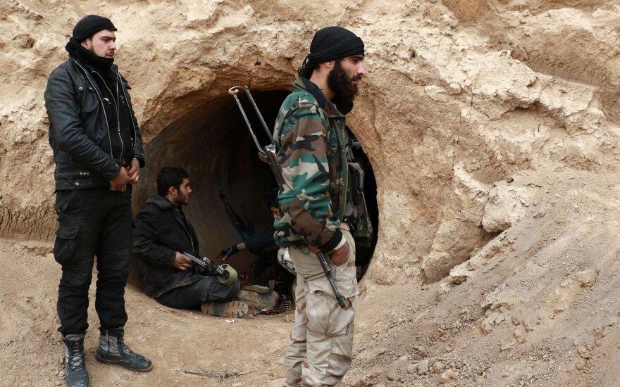 Сирийские повстанцы договорились об участии в переговорах в Астане