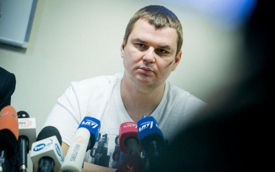 Украинский активист Булатов: по поводу будущего рассматриваю все варианты