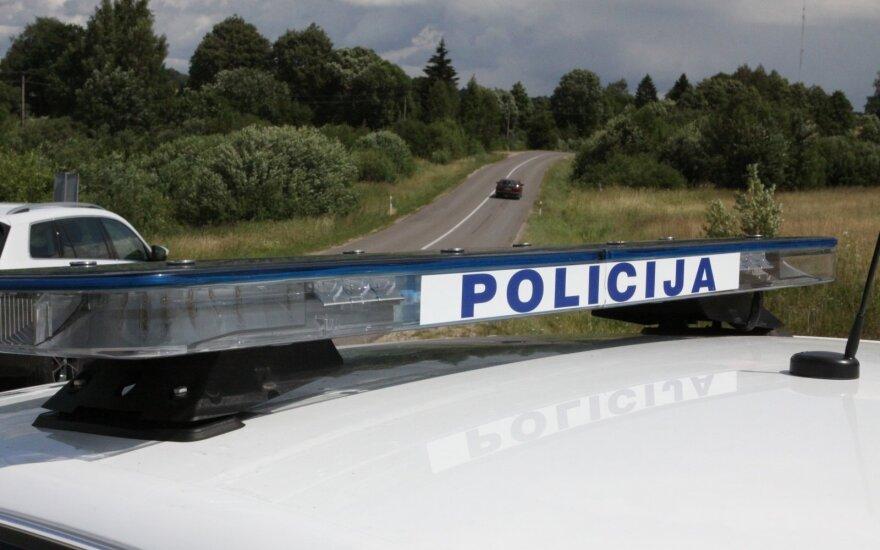 ДТП в Шальчининкском районе: пострадали дети, их мать освобождали пожарные