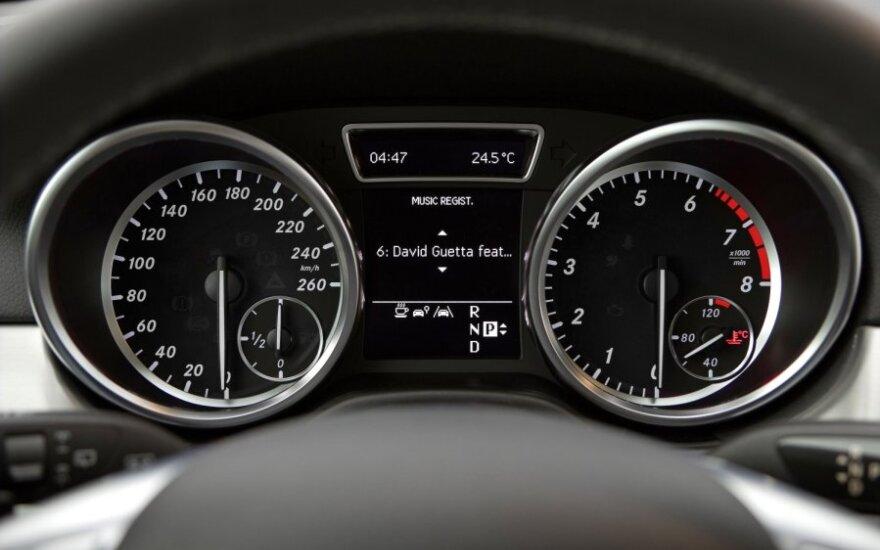 Mercedes-Benz вывел на тесты кабриолет S-class