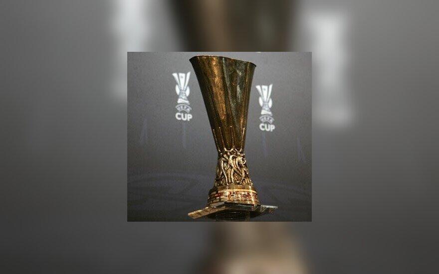 Финал Кубка УЕФА будет украино-немецким