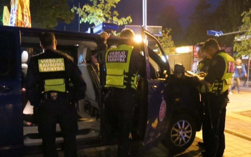 Ночь Ивана Купалы в Паланге: драки и отнятое у отдыхающего оружие