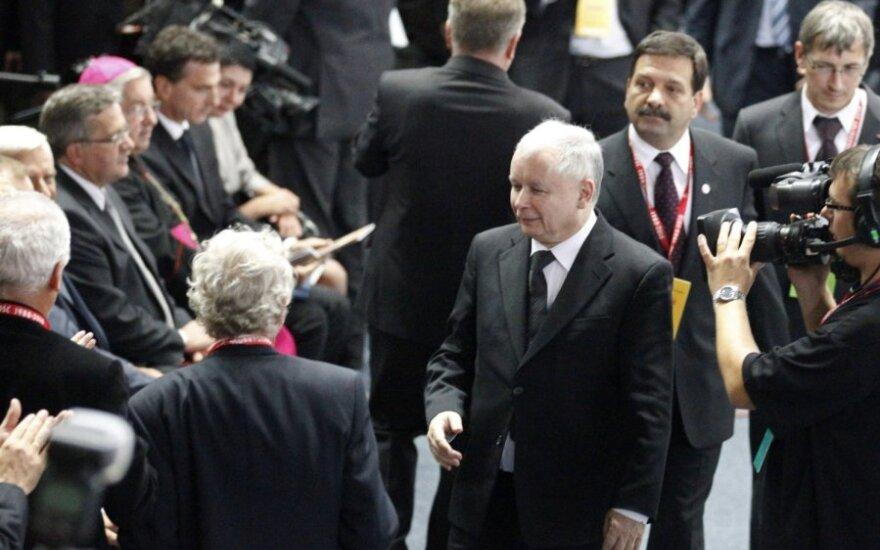 100 tysięczna demonstracja w Warszawie