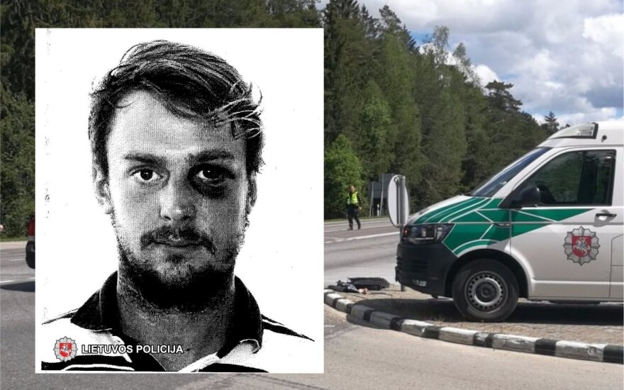 Электренская полиция разыскивает пропавшего без вести мужчину