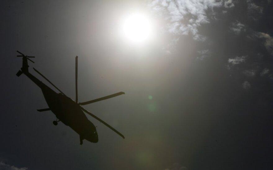 Пилот разбившегося в Китае самолета сбежал с места катастрофы