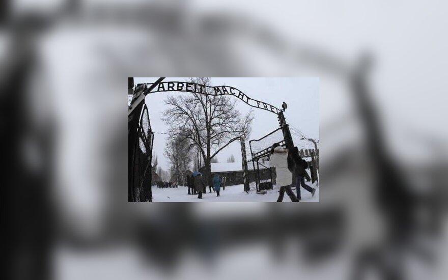 Глава МИД Польши: узников в Освенциме освободили украинцы