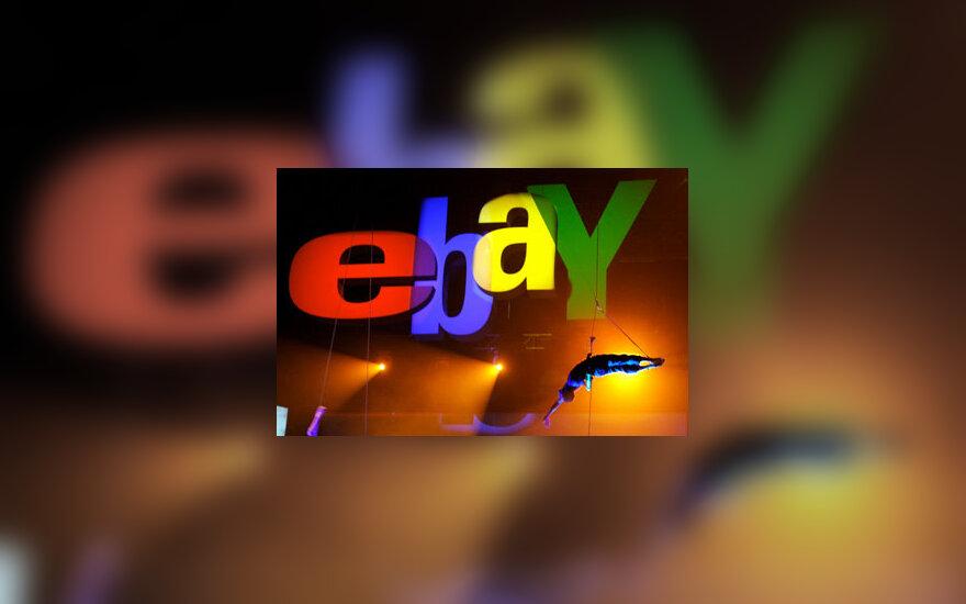 "Interneto aukcione ""eBay"""