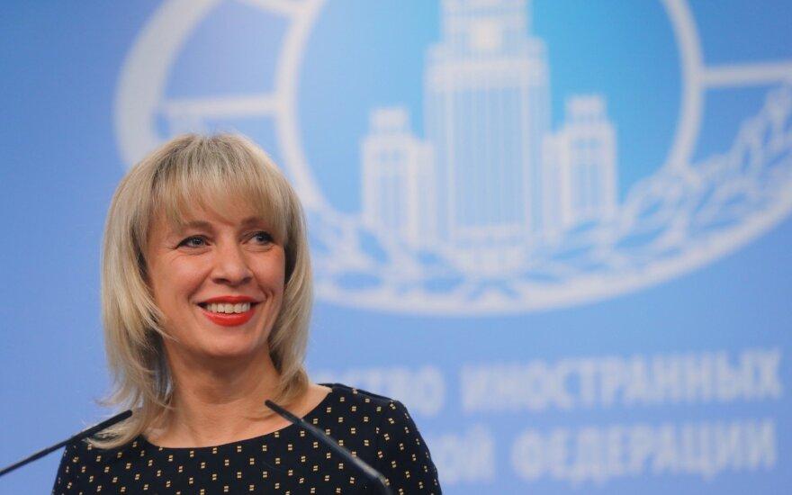 Marija Zacharova
