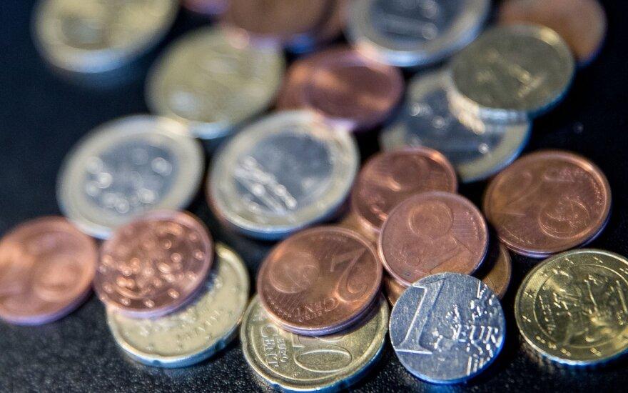 В обороте находятся редкие евроценты, стоимость которых может достигать сотни евро