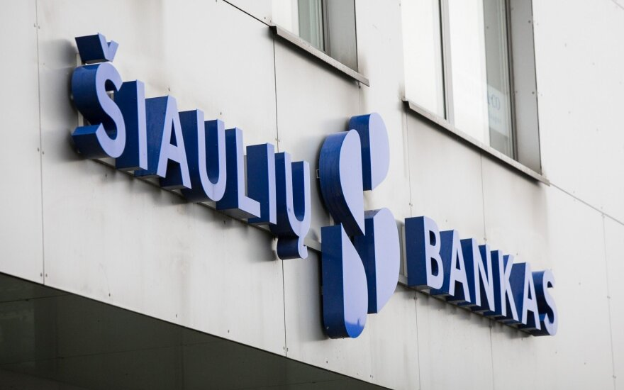Прибыль Siauliu bankas подскочила на 52% до 30 млн евро