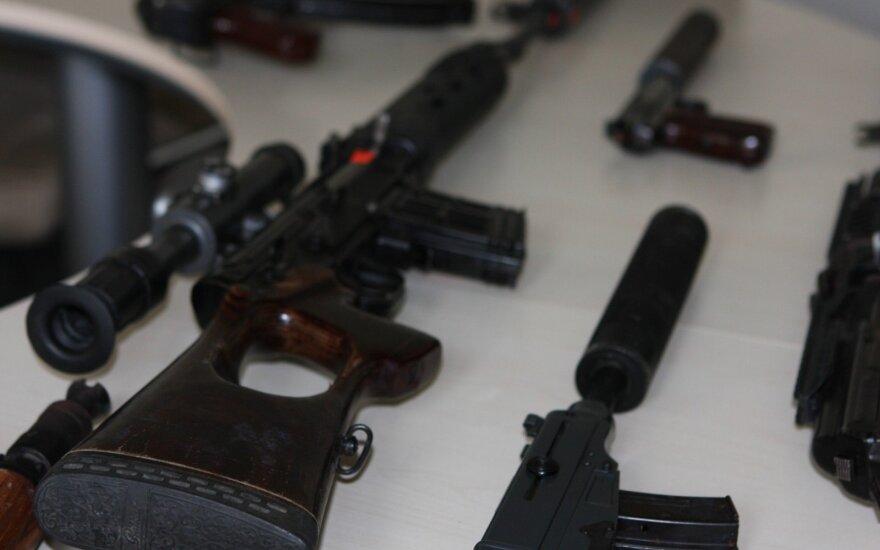 Литва – в числе крупнейших поставщиков оружия в Лондоне