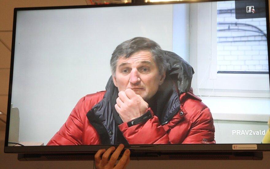 Henrikas Daktaras, Kauno apygardos teismo posėdis
