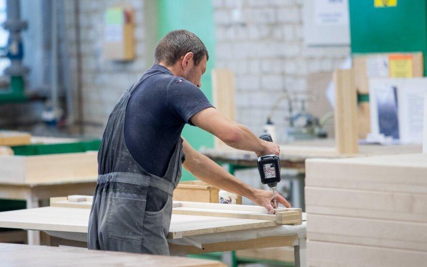 МВФ: Рост экономики Литвы будет самым медленным среди Балтийских стран