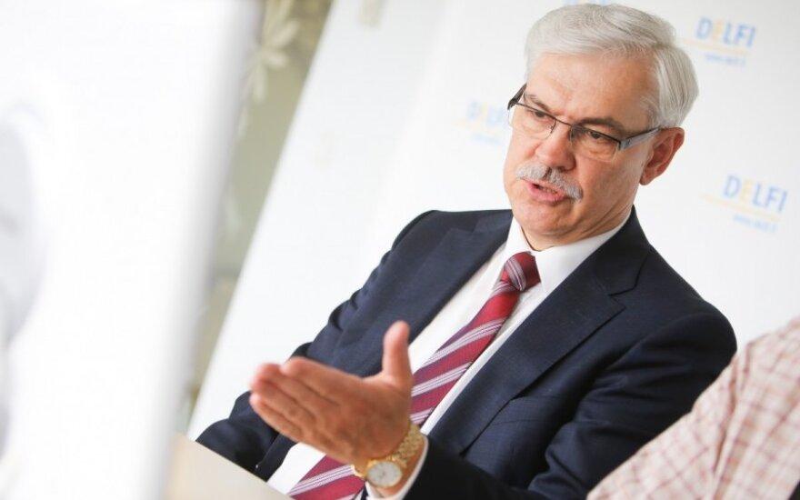 Европарламентарий от Литвы Бальчитис отказывается от мандата депутата
