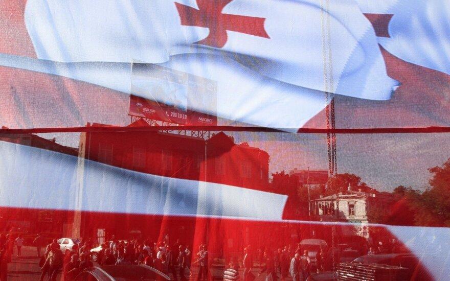 Госкомиссия по литовскому языку обcудит, как называть Грузию