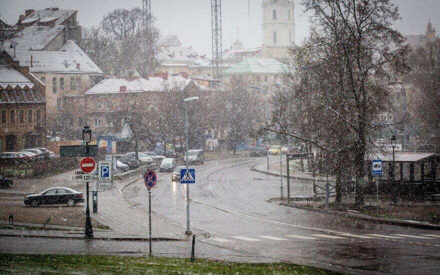 Погода: наконец-то придет зима