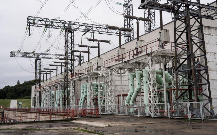 Экспериментальную солнечную электростанцию Круонисской ГЭС оборудует Ignitis
