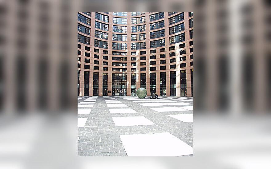 Europarlamento pastatas Strasbūre