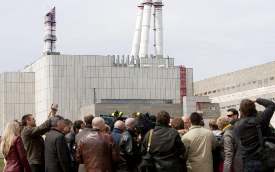 На закрытие Игналинской АЭС в 2012 году выделят 420 млн. литов