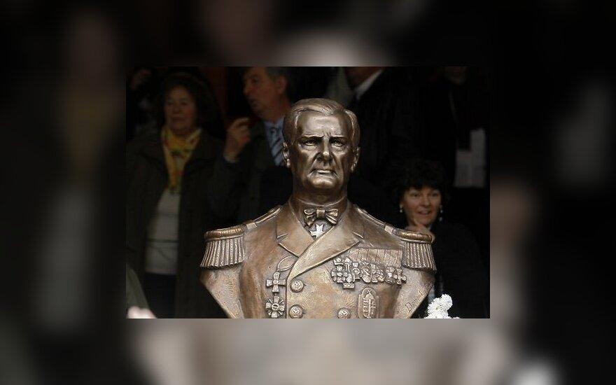 США осудили памятник союзнику Гитлера в Венгрии