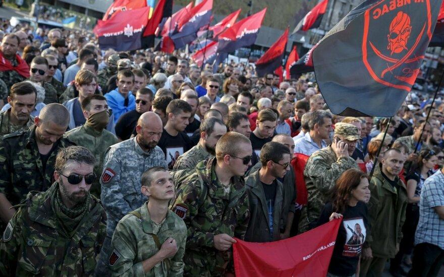 """Россиянин получил 7 лет за """"вербовку в """"Правый сектор"""""""