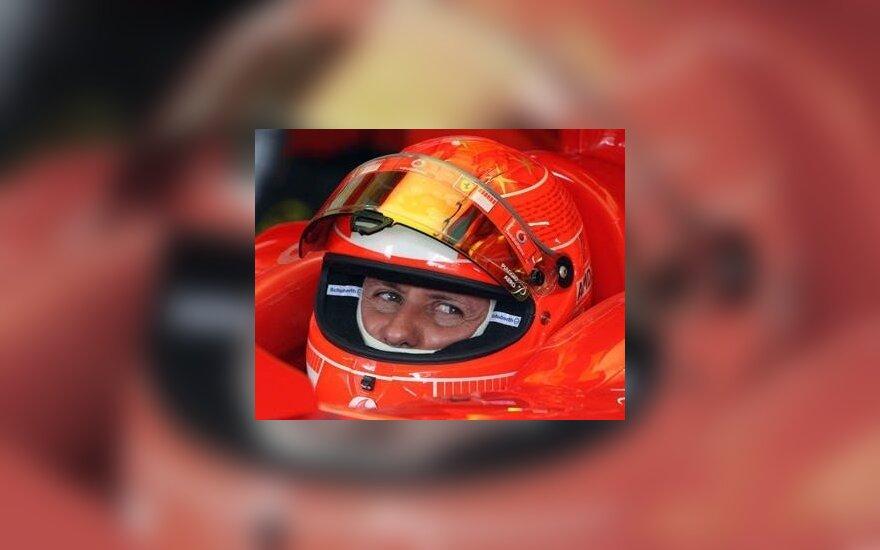 """Michaelis Schumacheris (""""Ferrari"""")"""