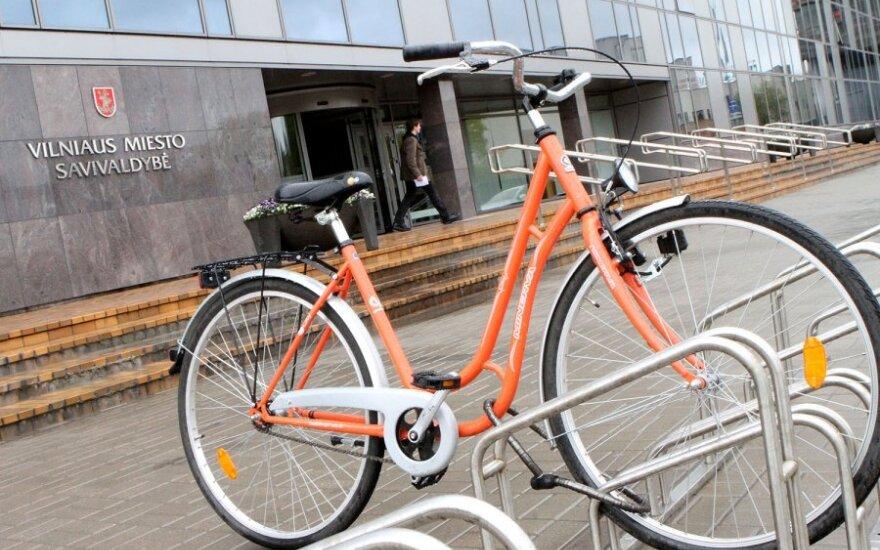 Сезон оранжевых велосипедов будет длиться дольше