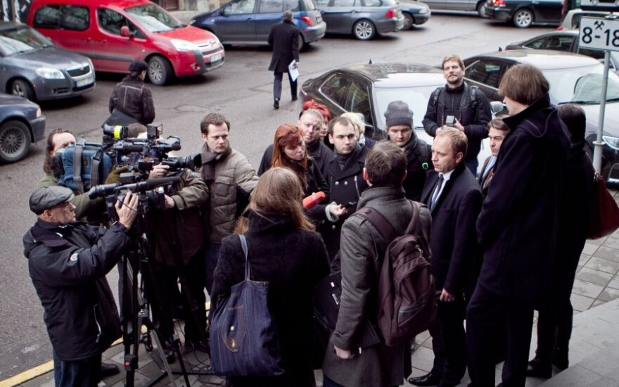 Ассоциация кредиторов Snoras хочет, чтобы государство спасало банк за свои деньги