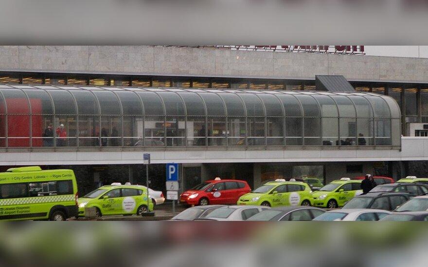 Рижский аэропорт обслуживает бoльшую часть авиапассажиров Балтии
