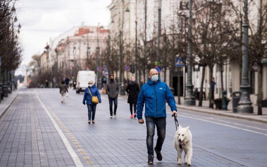 Эпидемиолог: ситуация в Литве стабилизировалась