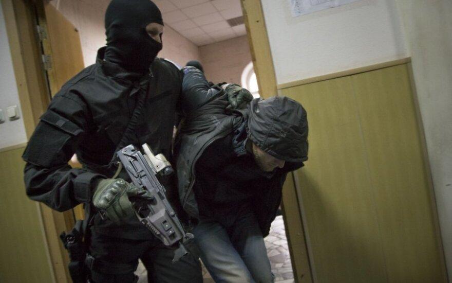 Įtariamieji B. Nemcovo byloje
