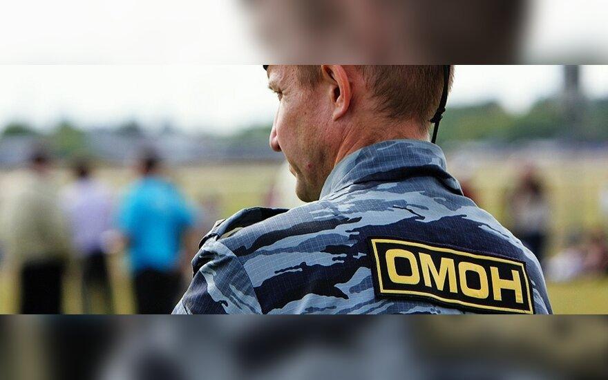 На острове Русский подавлен бунт рабочих-мусульман