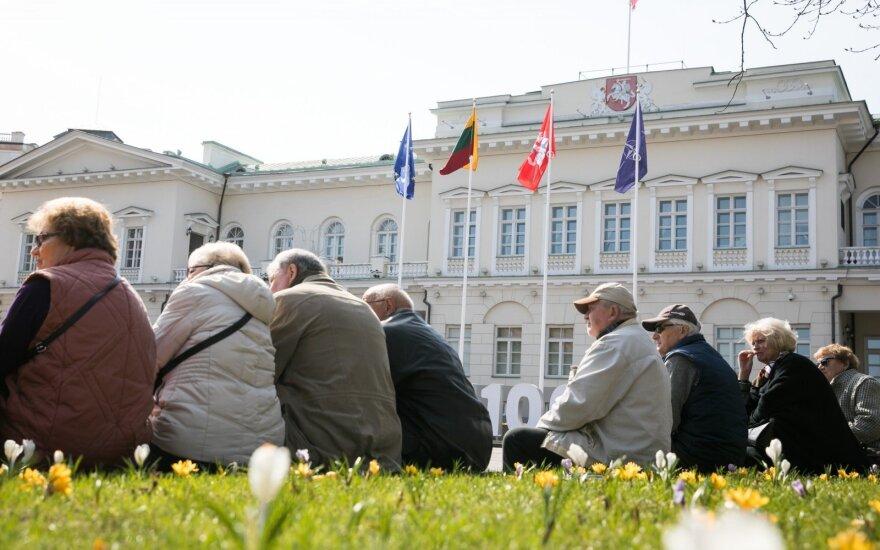 Печальная статистика: реже чем литовские пенсионеры путешествуют только пенсионеры из Болгарии и Румынии