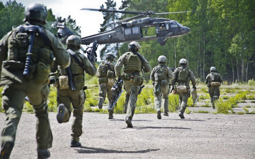 Литва планирует увеличить количество военных и учредить новый батальон логистики