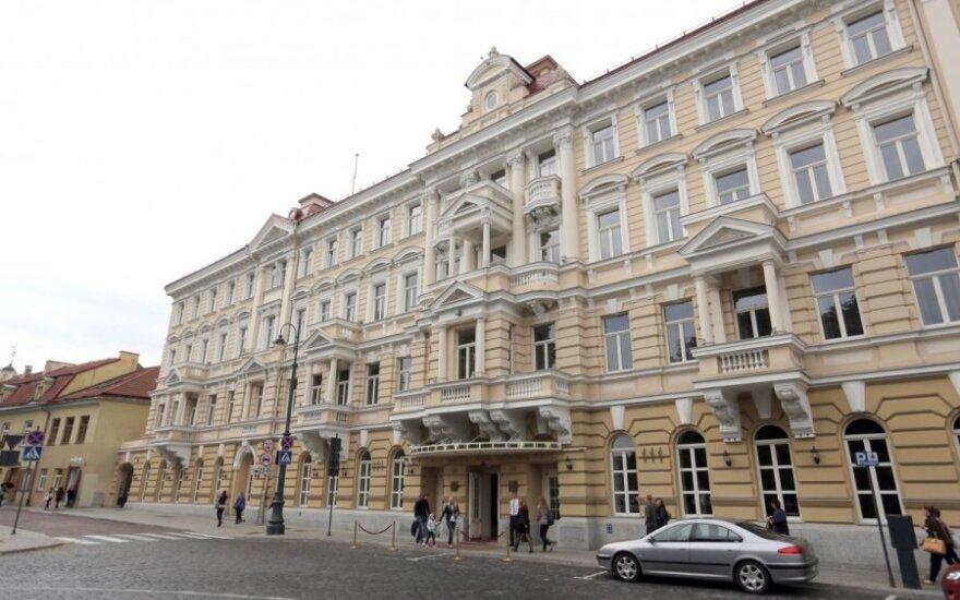 В числе 25 лучших есть и вильнюсская гостиница