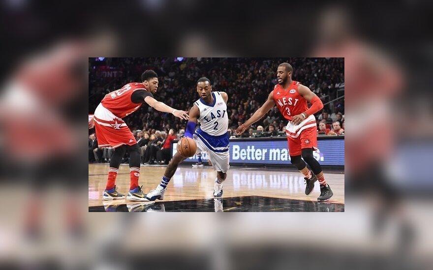 Рекорд Матча звезд НБА и фантастические данки ЛаВина и Гордона