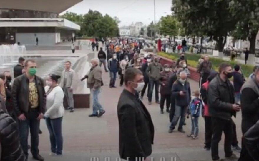В Беларуси массово задерживают активистов