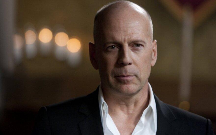 Bruce Willis dorwie Jamesa Bonda