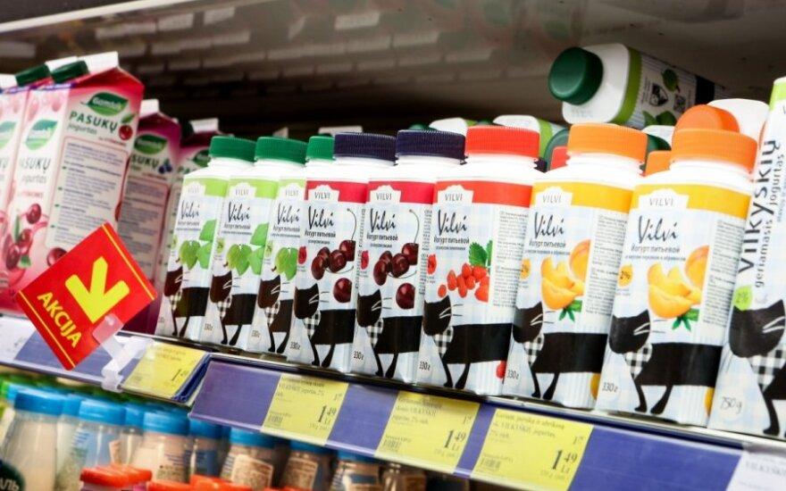 Литва надеется, что эксперты из РФ убедились в качестве литовских молочных продуктов