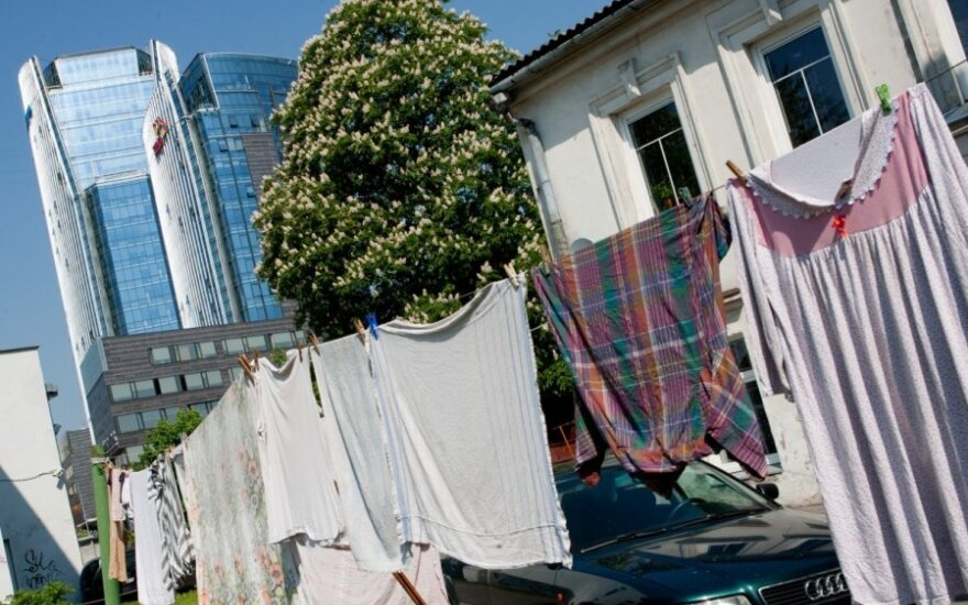 Налог показывает, сколько в Литве богатых людей