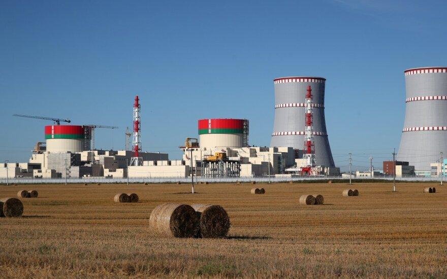 Сейм принял резолюцию об угрозе БелАЭС ядерной безопасности Европы
