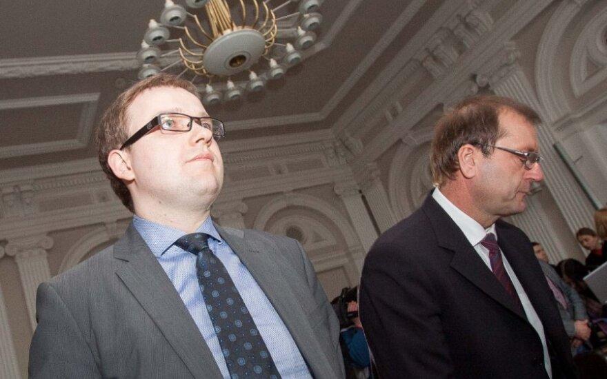Uspaskich zrzekł się liderstwa w Partii Pracy
