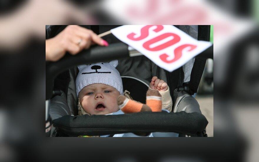 Парламент снова рассмотрит вопрос сокращения пособий матерям