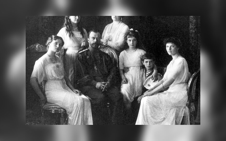 Caras Nikolajus II ir Aleksandra