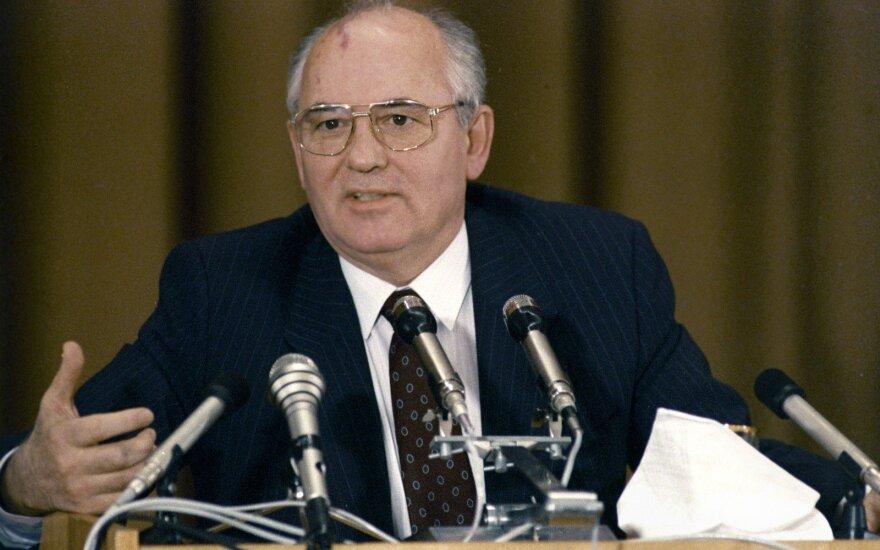 W nocy 13 stycznia 1991 Gorbaczow dzwonił na Litwę