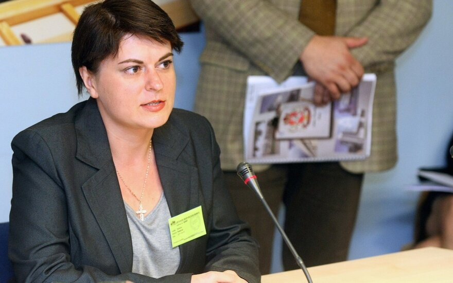 Natalija Radina