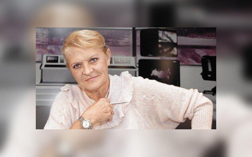 Умерла известный комментатор Нина Еремина
