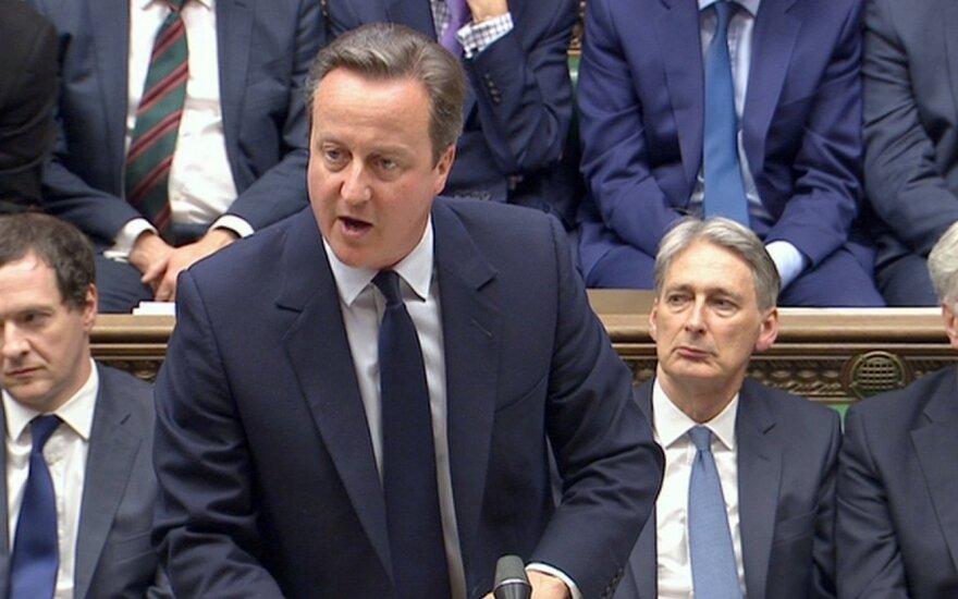 """Кэмерон впервые после """"брексита"""" встретится с лидерами ЕС"""