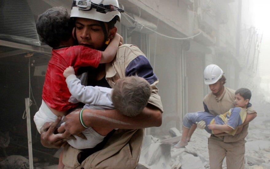 Sirijos vaikai