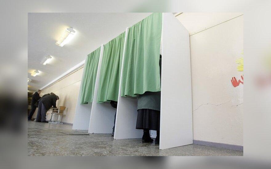 Янелюнас: на выборах оппозиционные партии потерпели поражение